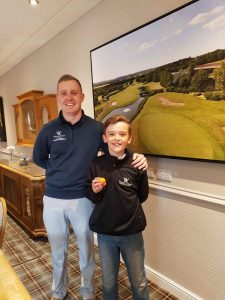 Thomas Nutter Hole in One